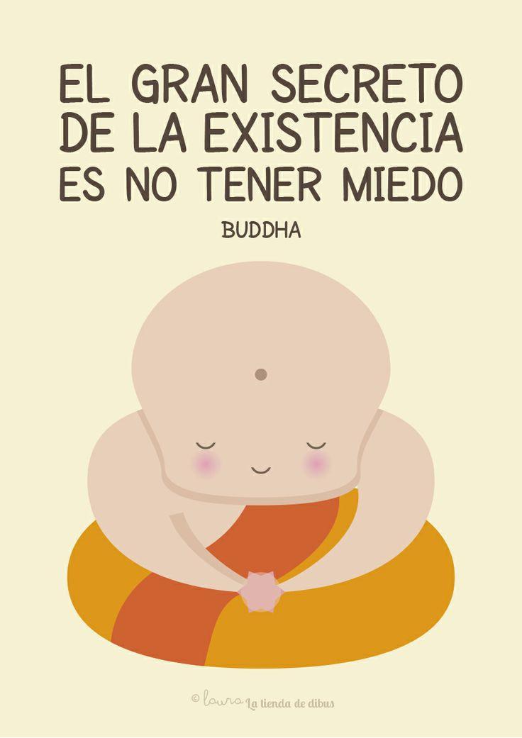 El gran secreto de la existencia | frases | quotes | inspiración | Budha