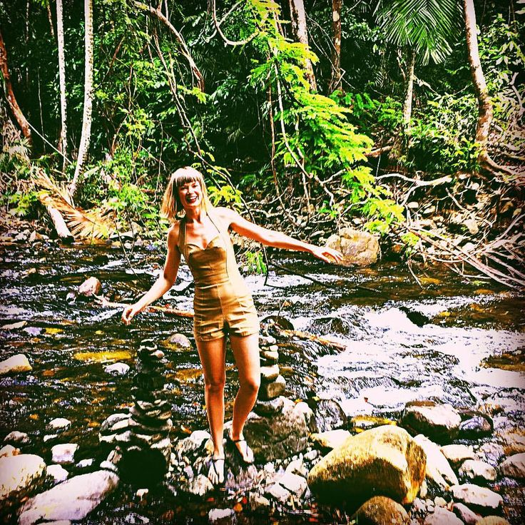 "76 Likes, 7 Comments - Nouvelle_shell (@nouvelle_shell) on Instagram: ""Daintree. It's the largest rainforest in Australia and the size of Sydney. The tourists told us…"""