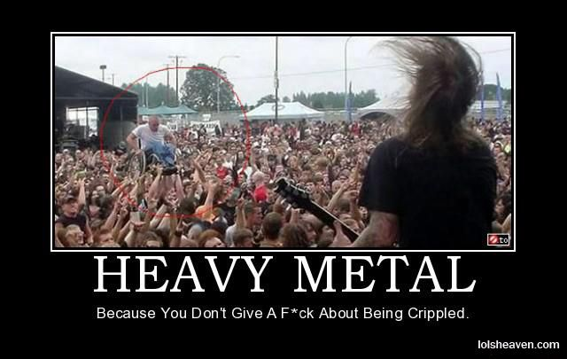metal memes | Love for Heavy Metal