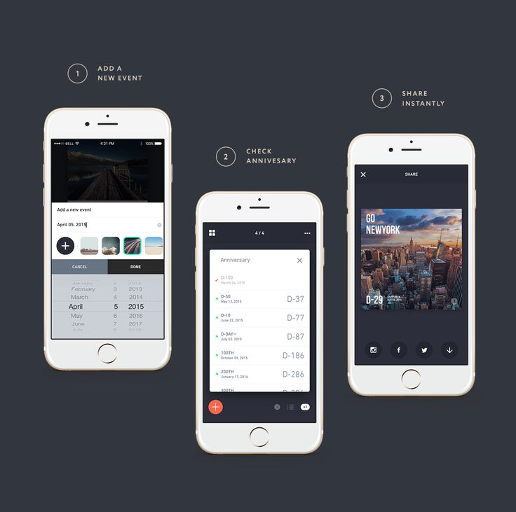 The most simple & beautiful event countdown app.Simple way to remember your big day.