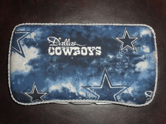 Dallas Cowboys Baby Wipes Case by DiapercakeGiftsNMore on Etsy