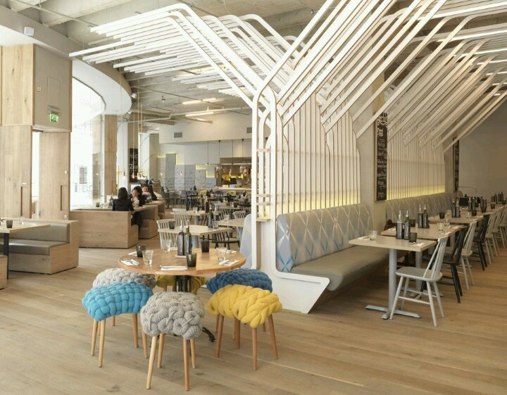 Zizzi   Bar Restaurant. Restaurant Interior ...