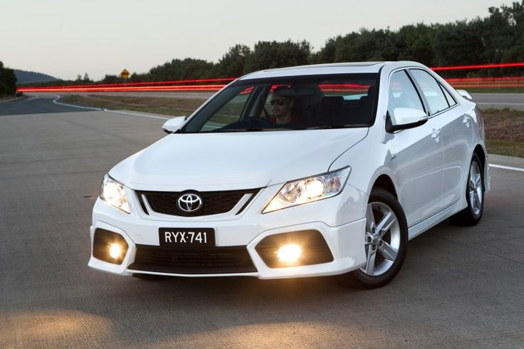 Value Boost For Upgraded Toyota Aurion