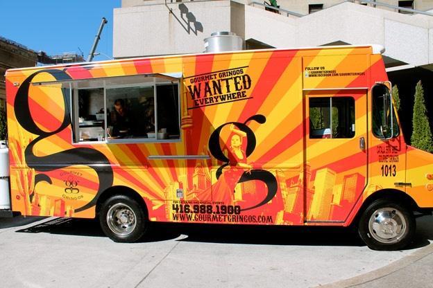 Food Trucks - Gourmet Gringos, Toronto - Food Trucks