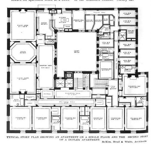 998 fifth ave id floor plans pinterest for 1040 5th avenue 15th floor