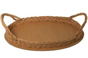 Serving Tray Basket Weaving Kit comes in 3 sizes. $10.75 and up. Click here to learn more.