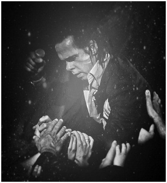 Nick Cave and The Bad Seeds   by Scott Spychalski