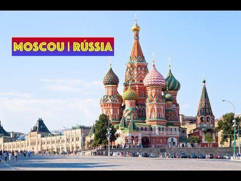 🌎 Moscou, Capital da Rússia | Moscow, Russia's Capital