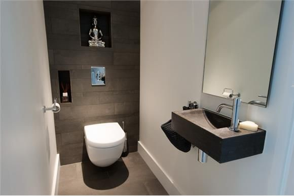 Fliesen, Gäste WC Bathroom Pinterest Toilet, Bath and Bath room - innovative oberflachengestaltung pixelahnliche elemente