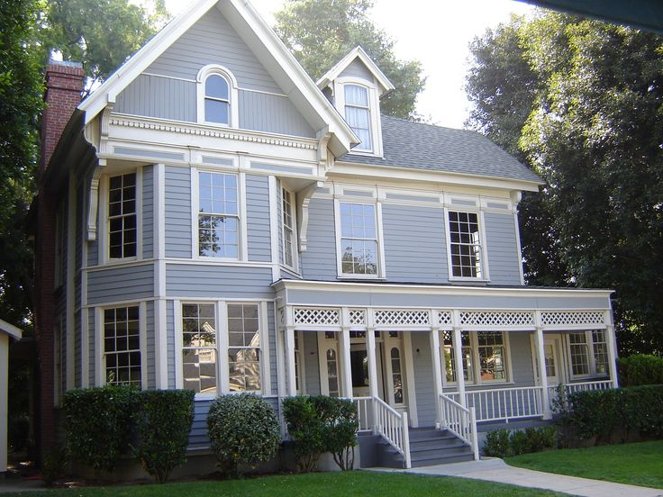 Sookie's house from Gilmore Girls