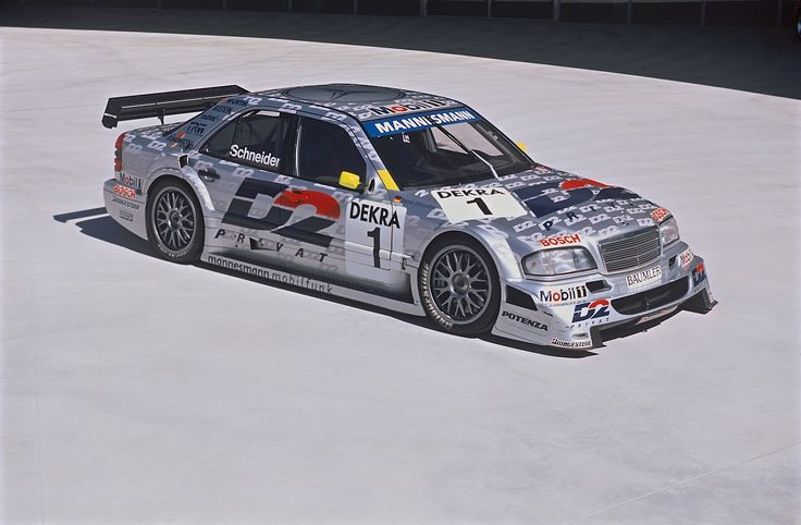 Almost 31 years ago, the spiritual grandfather of the current Mercedes-Benz C-Class W205 was starting an unofficial motorsport career for the original Baby Benz.