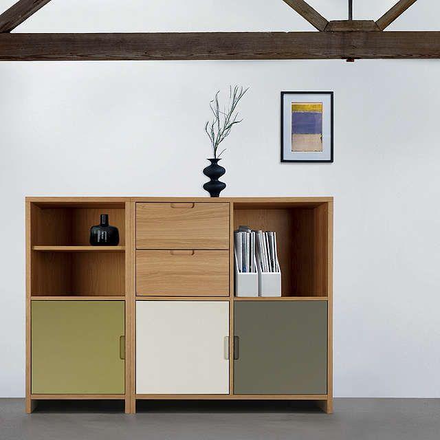 BuyHouse by John Lewis Oxford Modular Storage Units Online at johnlewis.com