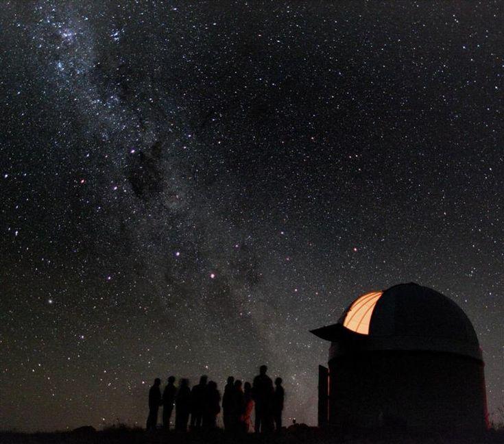 Observatory Mountain John, Tekapo
