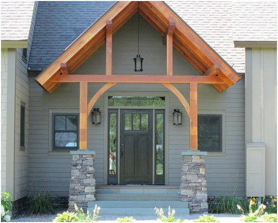 craftsman front doors google search
