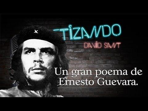Un gran poema de Ernesto Guevara