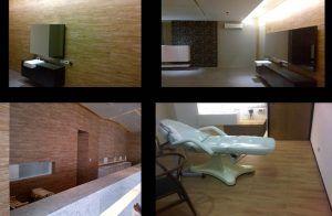 aplikasi lantai vinyl oleh Meigan Flooring pada Klinik Kecantikan ternama di Indonesia