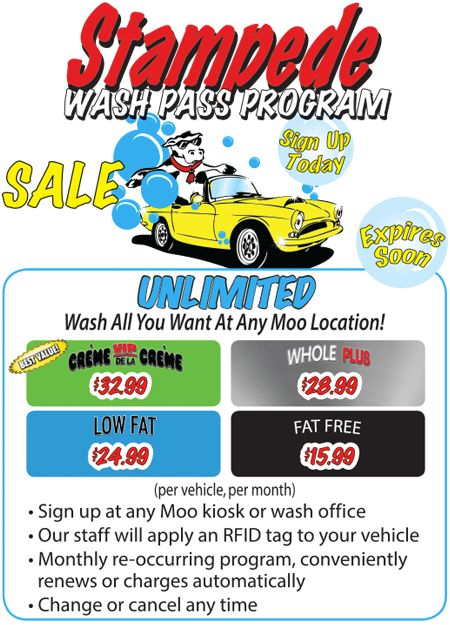 Wash Pass | Moo Moo Express Car Wash – Columbus, Reynoldsburg, Pickerington, Dublin, Gahanna, Grandview