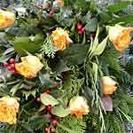 Grabbepflanzung (Quelle: Bund deutscher Friedhofsgärtner)