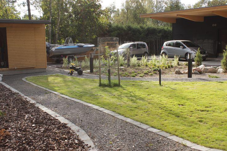Paritalon #etupiha - #frontyard
