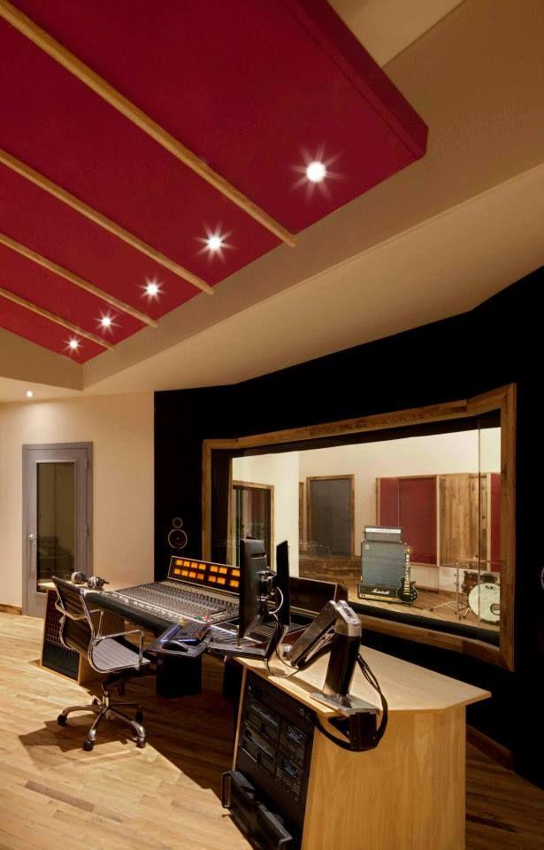 WSDG Recording Studio Design: Spice House Sound, Philadelphia. Cheryl  Fleming Photography.