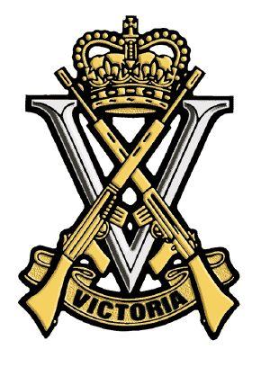 Royal Victoria Regiment.