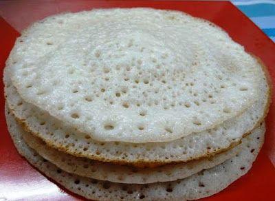 Buttermilk Dosa | Bhojana Recipes