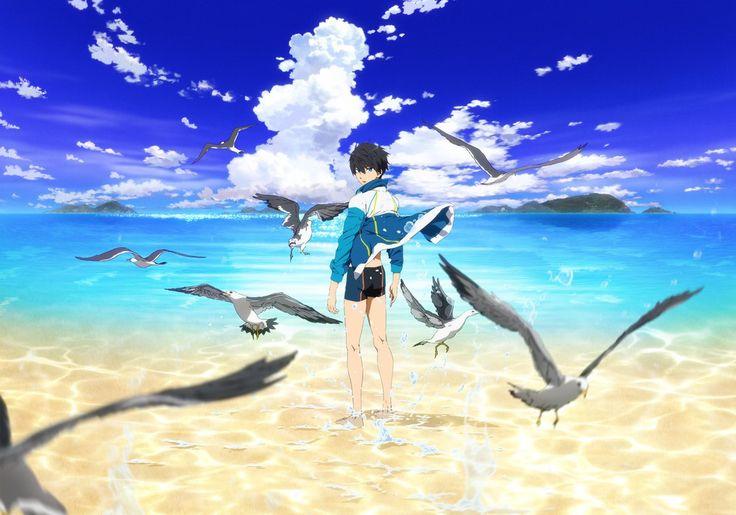 Free! Anime's Predecessor High Speed! Gets Manga, Nobunaga Shimazaki in Cast