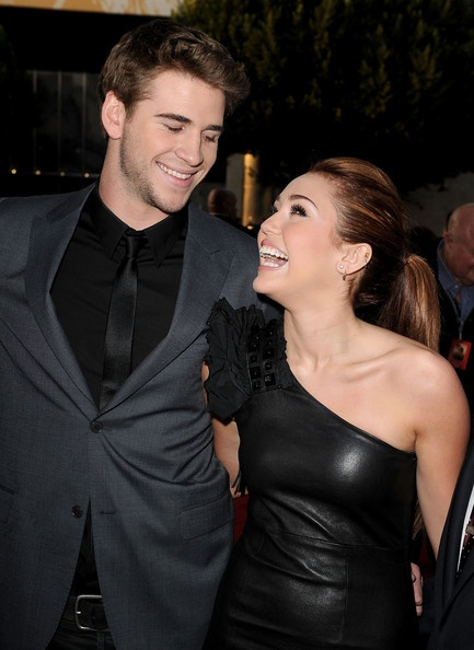 """Miley Cyrus Photo - Premiere Of Touchstone Pictures' """"The Last Song"""" - Arrivals"""