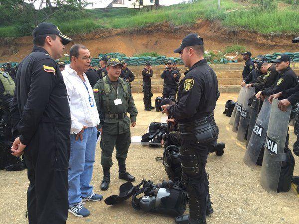 ESMAD- Escuadrón Móvil Antidisturbios de la PNC - Página 5 - América Militar