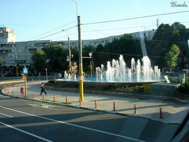 Orasul Constanta, Romania.