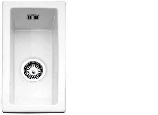 Bluci Vecchio G7 1.0 Bowl Ceramic Sink