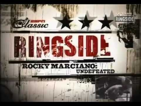 Rocky Marciano Undefeated Documentary - Boxing Legends Series