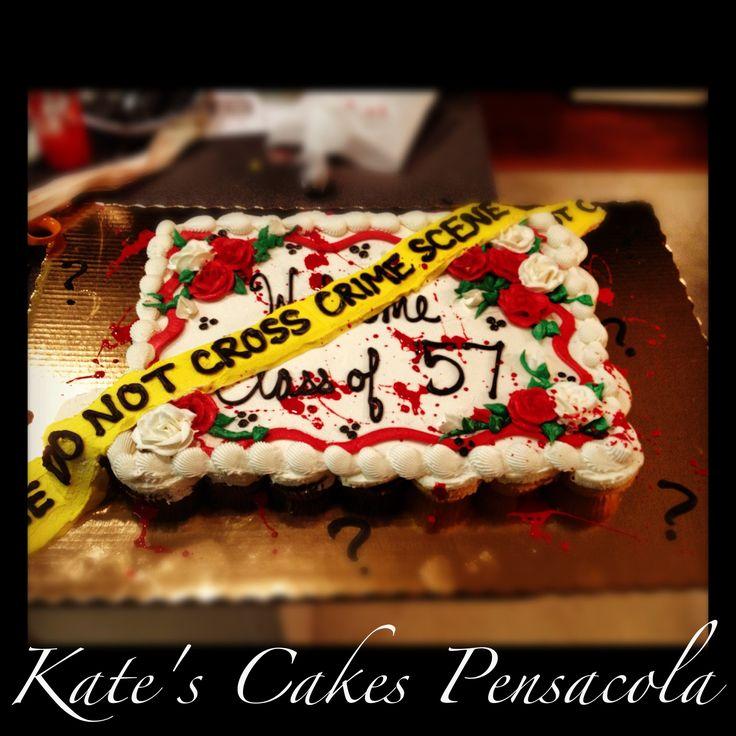 Murder Cake Baking Time