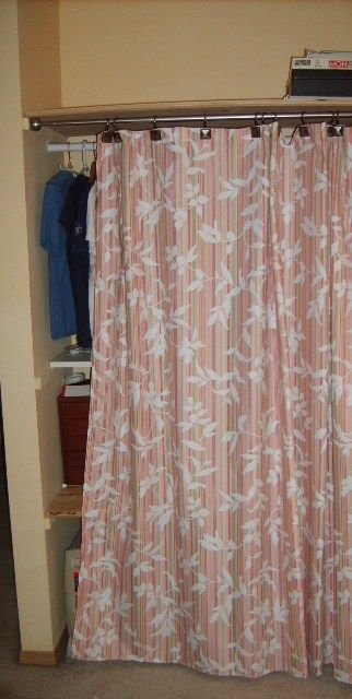 93 best uncommon uses for common objects images on for Do shower curtains come in different lengths