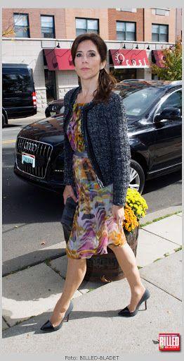 Mary et la mode danoise