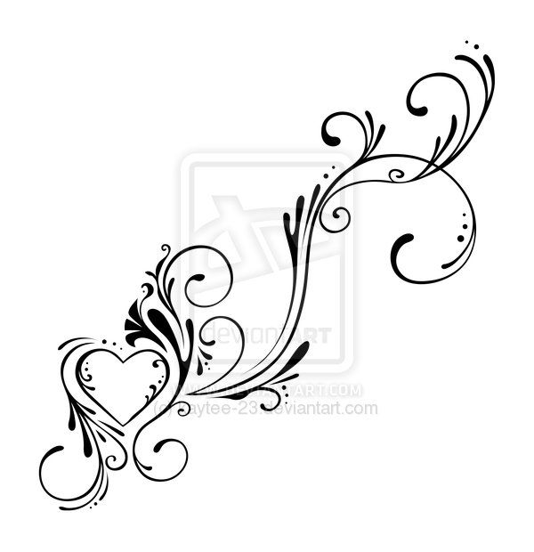 best 25 swirl tattoo ideas on pinterest swirl design swirls and ornate tattoo. Black Bedroom Furniture Sets. Home Design Ideas