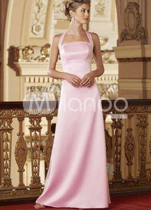Robe de demoiselle d'honneur, bridesmaid dresse. Milanoo $72