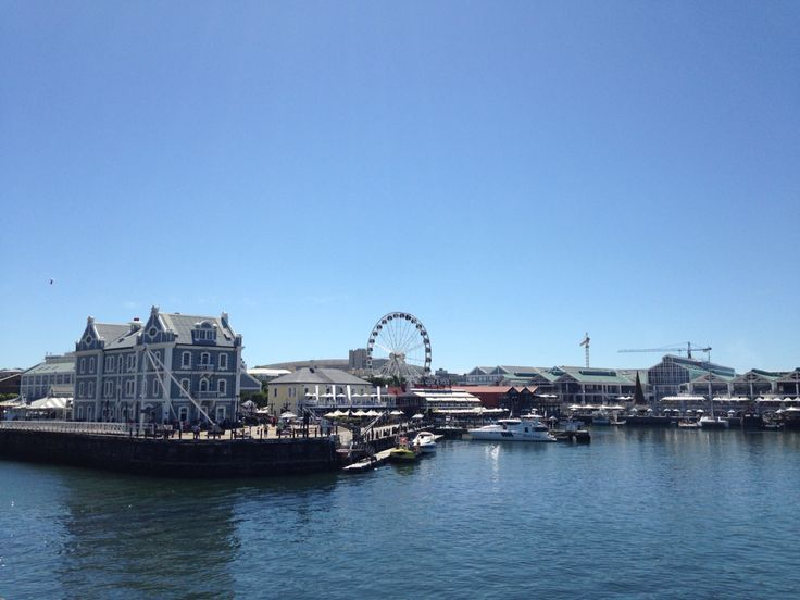 V & A Waterfront in Cape Town