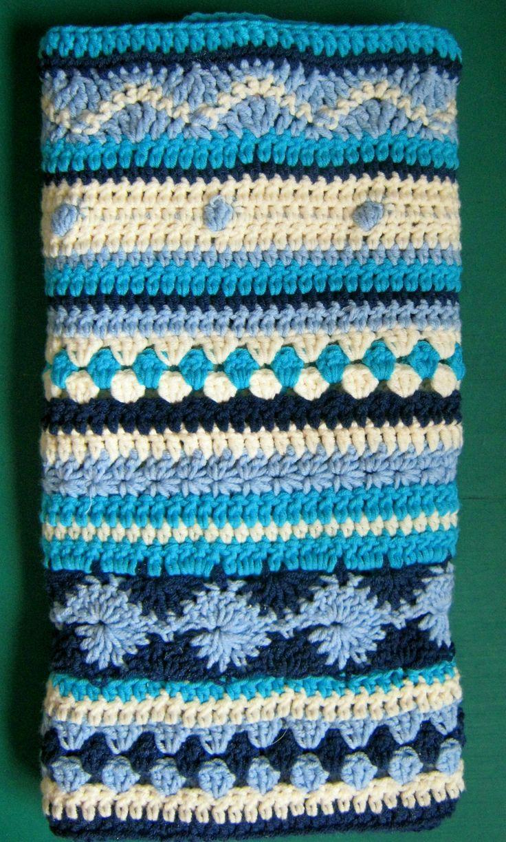 Crochet=along blanket 2014....