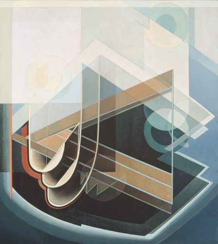 Lawren Harris - Abstract No.7, 1939