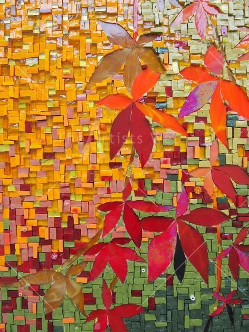 1000+ images about Mosaic Trees and Plants on Pinterest  Mosaics, Mosaic Art...