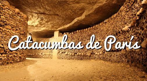 Catacumbas de París: Los túneles y galerías de París #paris #viajar #turismo #travel