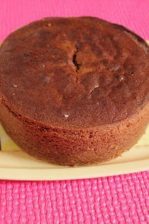 Eggless Christmas Chocolate Cake Recipe In Hindi