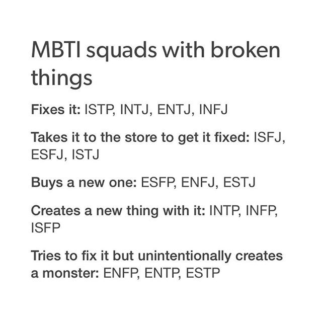 enfp and istp relationship