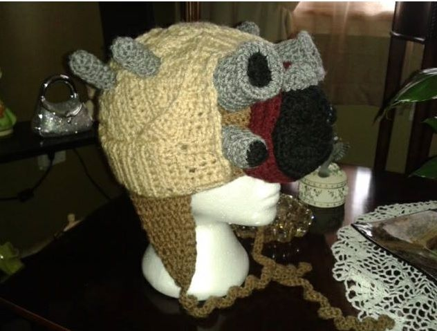 See FB Page: Sylvia Cloud Crocheting