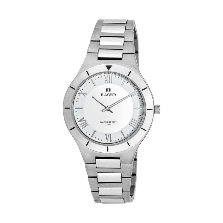 Reloj Racer S601 Mujer. Acero Inoxidable. WR 30 mts. Movimiento Japonés Citizen 1L22. Caja ultrafina. Cristal mineral reforzado.
