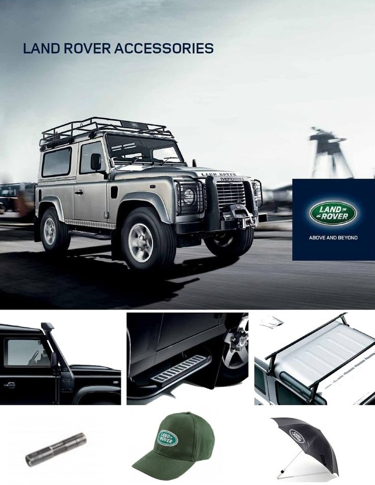 Land Rover Lifestyle #Accessories and #Gear www.landroverlifestyle.co.za