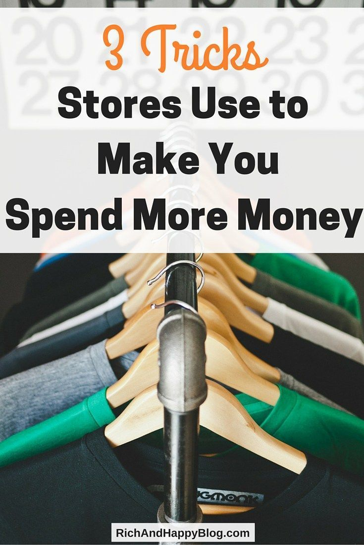 Here are three tricks retailers use to get you to spend more money and tips to avoid them.