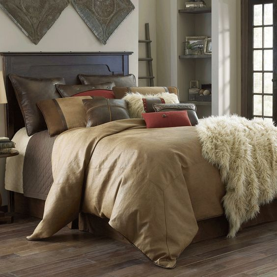 Luxury Rest Rustic Comforter Sets - Your Western Decor