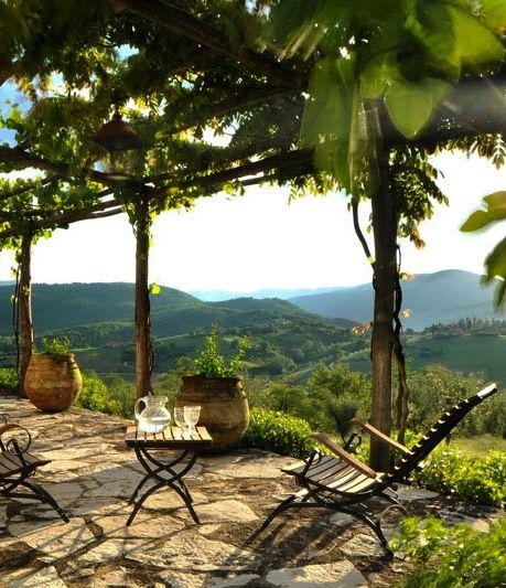 Noci - Castello di Reschio, Umbria, Italy - this website has many dreamy rentals all over Italy